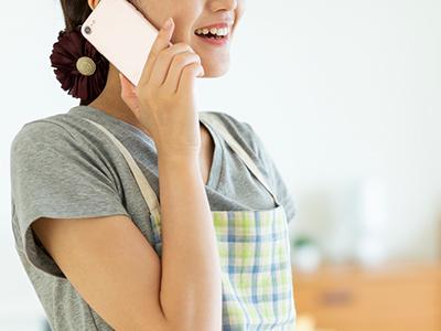 お電話にて、車種、月々の支払い、条件等をお教えください。