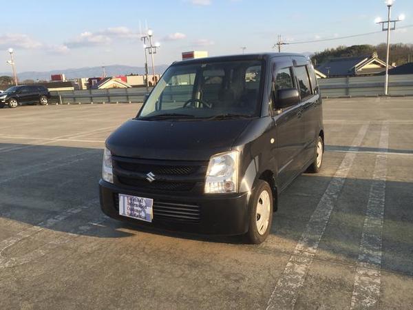 【奈良県奈良市】人気のスズキ ワゴンR自社ローンご購入いただきました