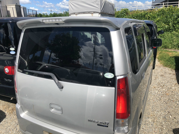 【奈良市のE様】自社ローンでワゴンRをご購入いただきました!