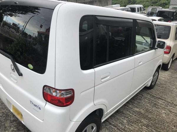 【奈良市Y様】ホンダの軽自動車、That'sを自社ローンでご購入いただきました!【中古車】