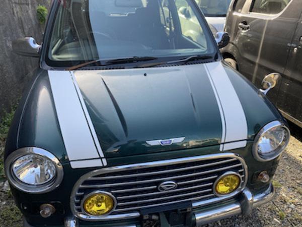 【中古車】軽自動車ミラジーノをご購入いただきました!【奈良市Y様】